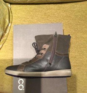 Ботинки полусапожки Ecco