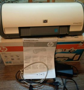 Принтер цветной HP Deskjet D1500 series