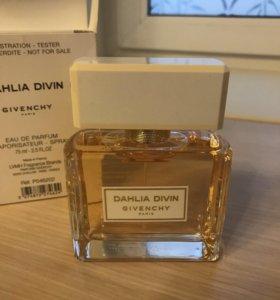 Парфюмерная вода тестер Givenchy Dahlia Divin 75мл