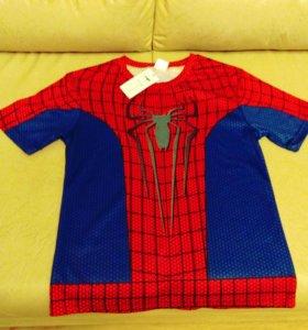 Майка Человек-паук Spider-man