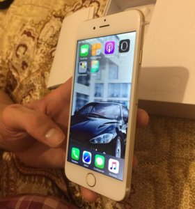 Айфон 6, 64 ГБ без Тача Gold