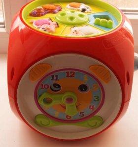 Развивающая игрушка Kiddieland Мультикуб