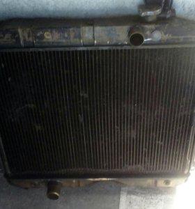 Радиатор системы охлаждения ГАЗ 3307