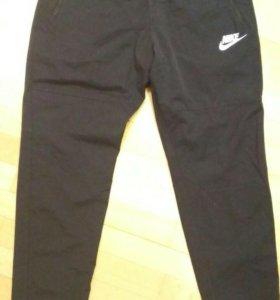 Новые спортивные штаны Nike из США slim fit