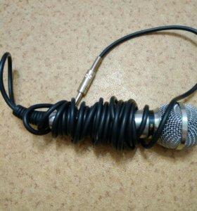Микрофон, идеально подходит для караоке