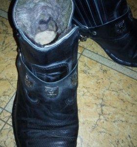 Зимнее ботинки