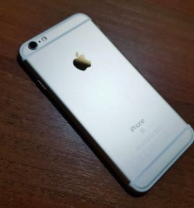iPhone 6s 16gd, gold