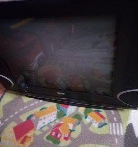 Телевизор на запчасти кинескопный Мистери
