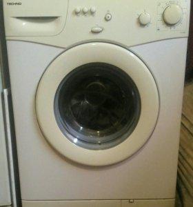 Новая стиральная машина Techno