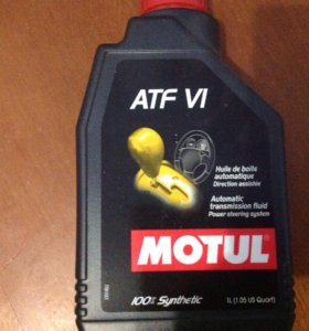 Масло ATF VI MOTUL 8 литров