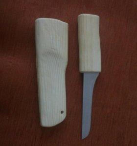 Нож охотничий народов Ханты