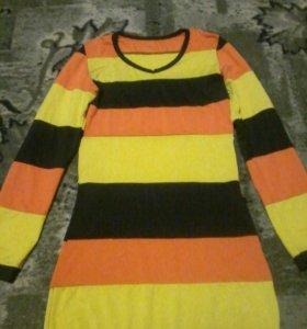 Платье- туника для девочки