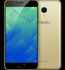 Meizu m5 gold 16gb