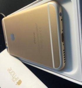 Айфон 6, 64 гигов без Touch ID