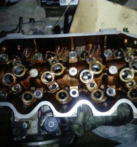 Двигатель  ФОРД. СПЛИТ ПОРТ