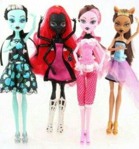 Куклы монстр-хай