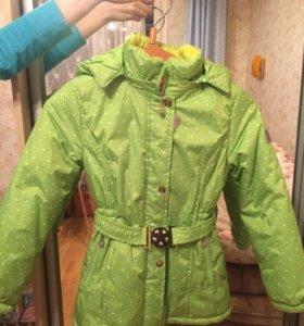Куртка детская весна/осень