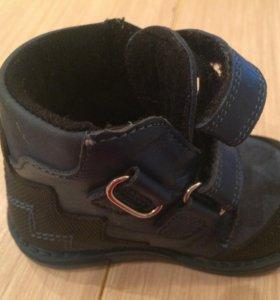 Ботинки детские Dandino 19 размер
