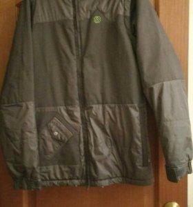Спортивная куртка 2 в 1