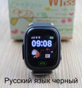 Смарт часы Q90 для подрост.подарок к новому году