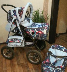 Детская коляска Стек