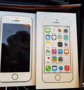 Продаю или меняю iPhone 5S 16GB. рст