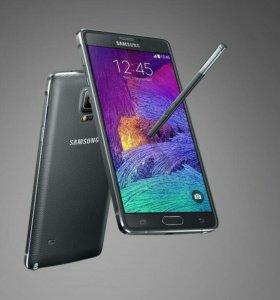 "5.7"" Смартфон Samsung SM-N910C Galaxy Note 4 32 ГБ"