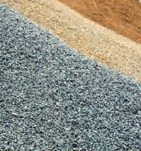 Доставка песок,щебень.