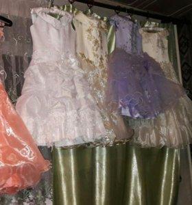 Очень красивые нарядные платья