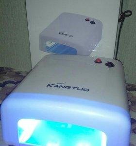 Уф лампа 36 Вт для полимеризации гелей и шеллака