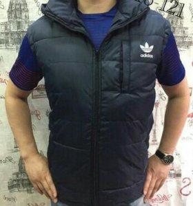 Жилет мужской Adidas Баталы