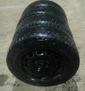 Комплект колес на форд вольво
