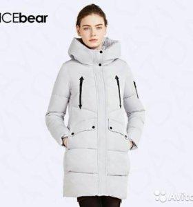 Новый пуховик Icebear