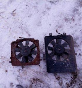 Вентилятор охлаждения ВАЗ 2108-2115