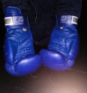 Боксёрские перчатки на 12 унций LECO