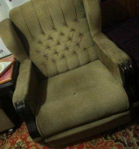 Мягкая мебель БУ