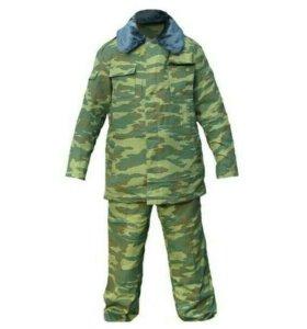 Уставной камуфлированный военно-полевой костюм изг