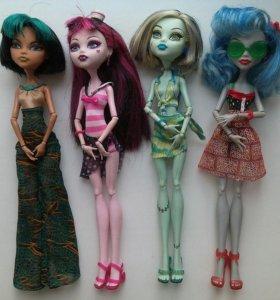 Куклы Школа Монстров Monster High