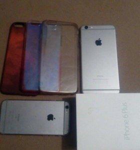 Iphone 6 plus iphone 6s 64gb