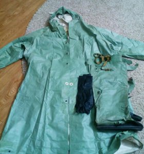 Общевойсковой защитный костюм