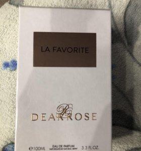 Dear Rose La Favorite