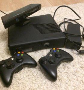 Xbox 360+15 игр
