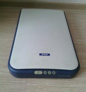 Сканер Epson Perfection 1250