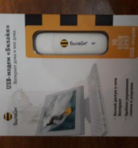 USB-модем билайн HUAWEI модель-е150
