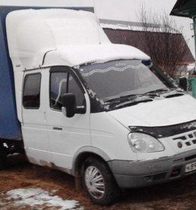 Газ 33023