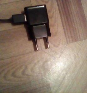 Зарядка USB рабочая