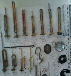 Тэны для водонагревателя 600-4000вт