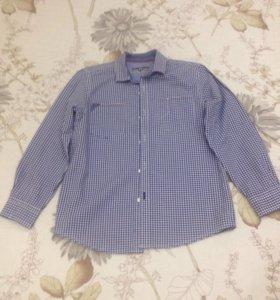 Рубашки на мальчика фирмы Next