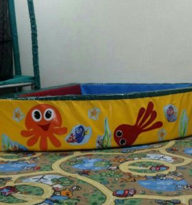 Сухой бассейн