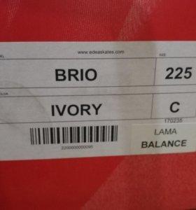 Коньки фигурные EDEA BRIO 225 (Италия)